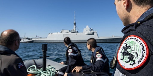 Conférence : Les métiers de la cybersécurité dans la Marine Nationale