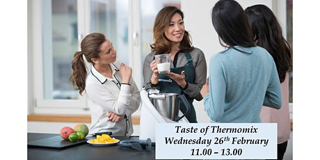 Taste of Thermomix Bristol tickets