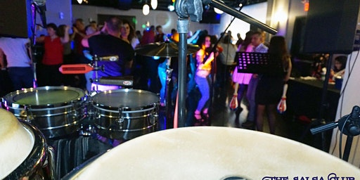 Long Weekend with Salsotika Salsa Band, Latin DJ Fiesta and Dance Lessons