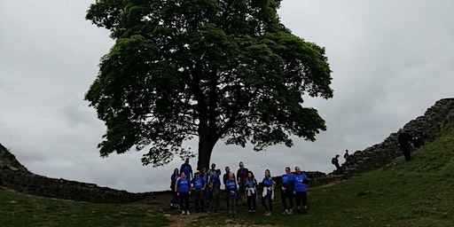 Mind on the Wall  - Charity Guided 8 mile Fundraising Walk