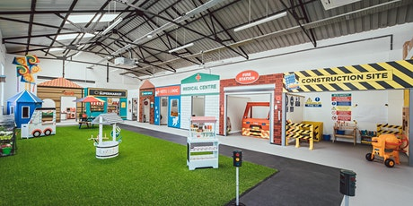 Explore Learning Workshops at Curious Kids Town tickets
