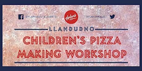 Children's Pizza Workshop - Llandudno tickets