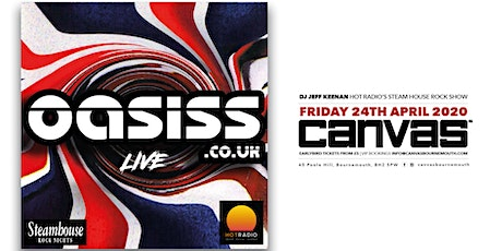 Oasis - Live Tribute tickets