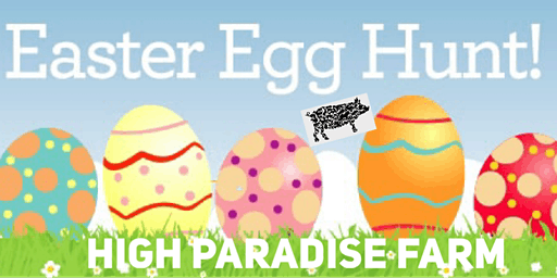 High Paradise Easter Egg Hunt