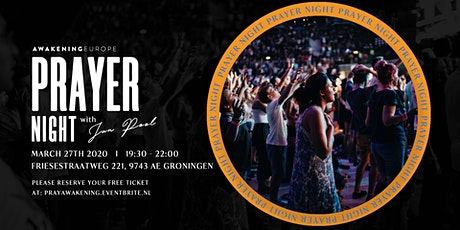 Awakening Prayer Night tickets