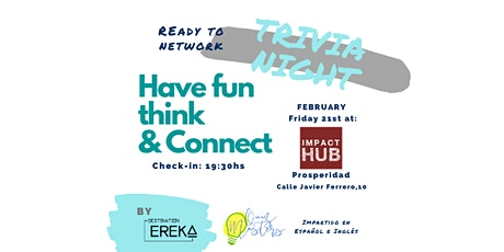 Trivia Night - Have Fun, Think & Connect tickets