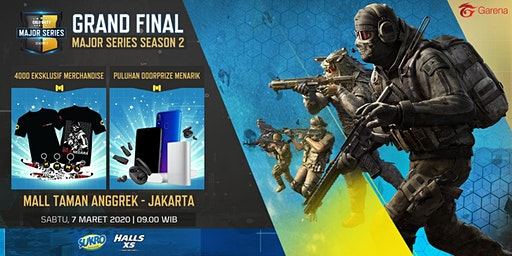 Major Series Finals Season 2