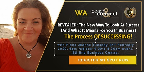 REVEALED: The New Way To Look At Success (And What It Means For You In Business) tickets