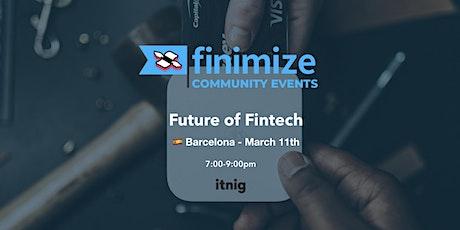 Future of Fintech entradas