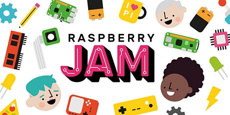 Raspberry Jam SD boletos