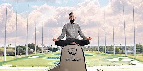 Yoga + Topgolf tickets