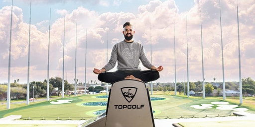 Yoga + Topgolf