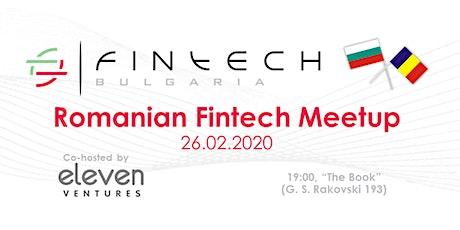 Romanian Fintech Meetup tickets
