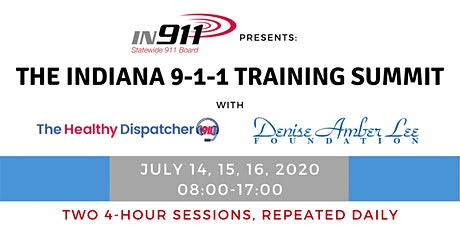 The 2020  Indiana 9-1-1 Training Summit tickets