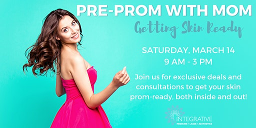 Getting Skin Ready: Pre-Prom with Mom