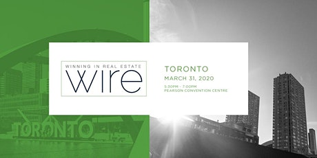 Winning In Real Estate Toronto tickets