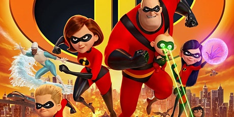 Kid's Club Movies: The Incredibles 2 (Boxpark Wembley) tickets
