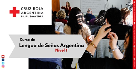 Curso Lengua de Señas Argentina - Nivel 1 entradas