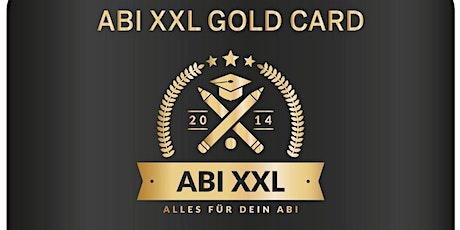 ABI XXL GOLD CARD (JAHRESKARTE) tickets