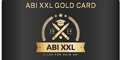 ABI XXL GOLD CARD (JAHRESKARTE)