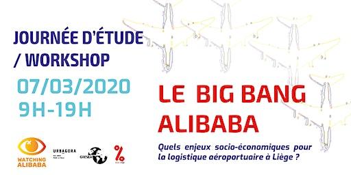 """Le """"Big Bang Alibaba"""" : Quels enjeux socio-économiques pour la logistique ?"""