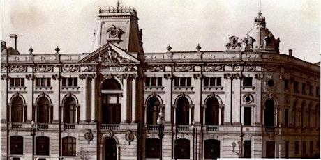 Os desafios do FM num Edifício Histórico - Banco de Portugal (Filial Porto) bilhetes