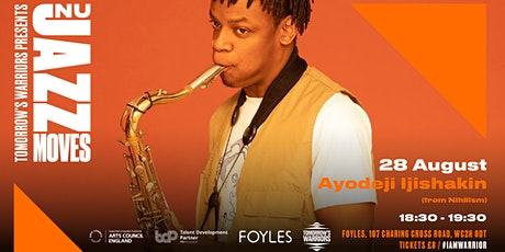 Tomorrow's Warriors Nu Jazz Moves 2020: Ayodeji Ijishakin tickets