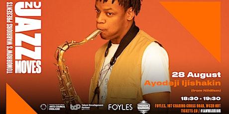 Tomorrow's Warriors Nu Jazz Moves 2020: Ayodeji Ijishakin tickets