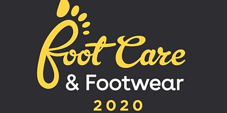 Foot Care and Footwear 2020 tickets