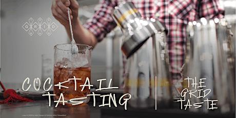 Cocktail Tasting | Die DNA eines Cocktails Tickets