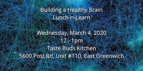 Building a Healthy Brain tickets