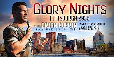 Glory Nights - Pittsburgh tickets