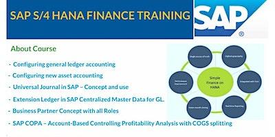 SAP S/4 HANA FINANCE TRAINING