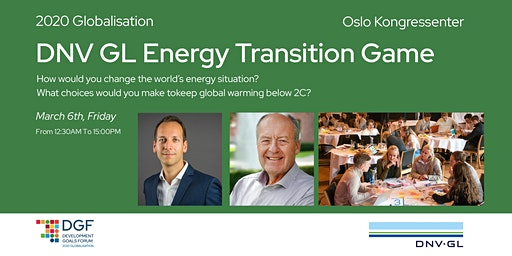 Dgf2020/ /DNV GL Energy Transition Game