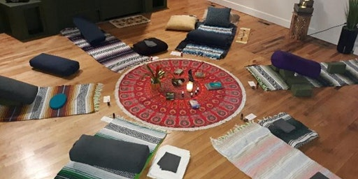 Renew   Restore - Yoga with Reiki Healing Touch - February 20