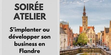 French Tech - Comment se développer en Flandre ? billets