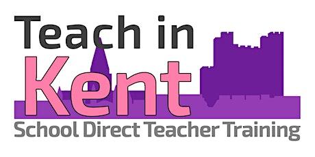 Teacher Training Information Evening tickets