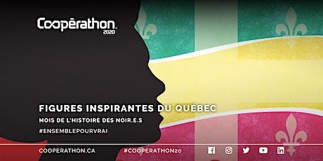 Figures inspirantes du Québec - Mois de l'Histoire des Noir.e.s tickets