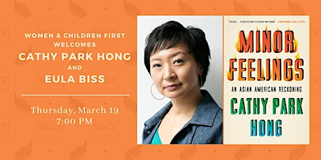 Author Conversation: Cathy Park Hong & Eula Biss tickets