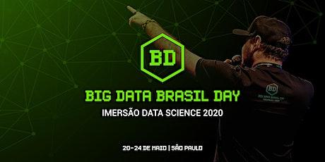 Big Data Brasil Day 2020 - Imersão Data Science ingressos