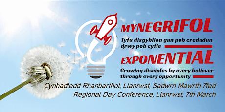 Mynegrifol: Cynhadledd Rhanbarthol, Exponential: Regional Conference, Cymru tickets
