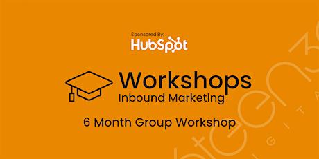 Inbound Pro Digital Strategy & Marketing Workshop - Sponsored By HubSpot tickets