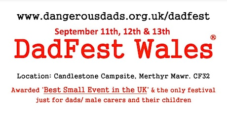 DadFest Wales tickets
