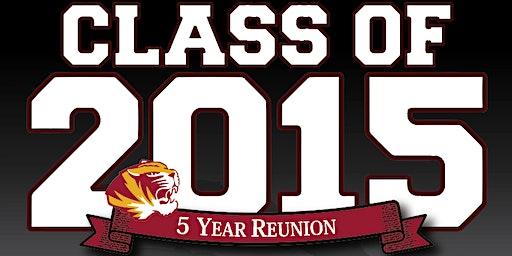 Alexandria Monroe: Class of 2015 Reunion