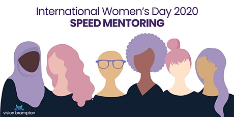 International Women's Day 2020 Speed Mentoring Dinner tickets