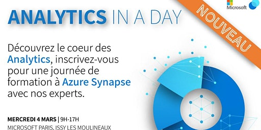#2 Analytics In a Day - Workshop Microsoft Synapse