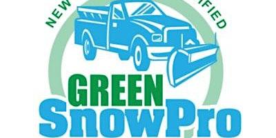 Green Snow Pro Certification Training - April 16, 2020