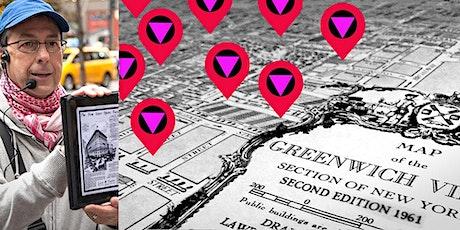 POSTPONED – West Village Pub Tour Traces Roots of LGBTQ Culture tickets