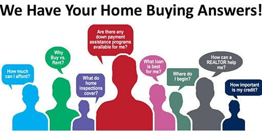 FREE HOME BUYING SEMINAR!!!