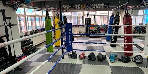 泰拳小組訓練 (預約2月份平日晚上)